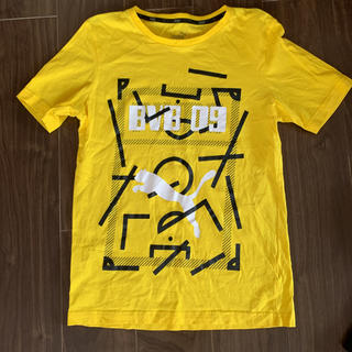 プーマ(PUMA)のPUMATシャツJr XS(Tシャツ/カットソー)