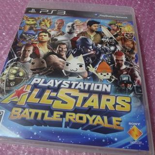 PlayStation3 - PS3 プレイステーション オールスターバトルロイヤル  ⇒送料無料