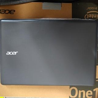 エイサー(Acer)のAcer Aspire One Cloudbook11 AO1-131-F12N(ノートPC)
