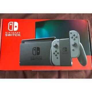 任天堂 - Nintendo Switch Joy-Con(L)/(R) グレー 未開封