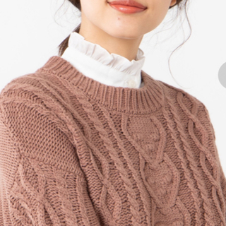 ウィゴー(WEGO)のウィゴー(WEGO) レディース アソート付け襟 シャツ (つけ襟)
