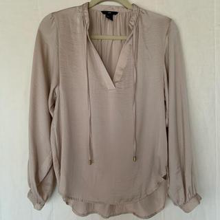 エイチアンドエム(H&M)の【H&M】テロンとしたシャツ (シャツ/ブラウス(長袖/七分))