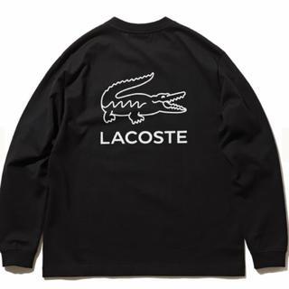 LACOSTE - 【即購入可】ビームス×ラコステ コラボロンT