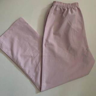 カゼン(KAZEN)のKAZENスクラブ 白衣 パンツ Mサイズ ピンク(その他)