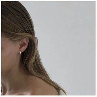 BEAUTY&YOUTH UNITED ARROWS - 【お値下げ交渉可】l'oro square pierce silver 片耳のみ
