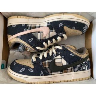 ナイキ(NIKE)の特価!NIKE SB DUNK LOW PRM QS Travis Scott (スニーカー)