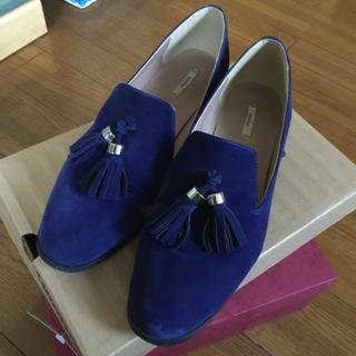 ランダ(RANDA)のRANDA スエード(ローファー/革靴)