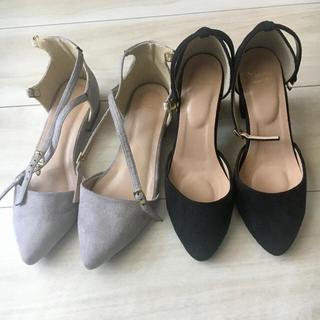靴 パンプス ヒール(ハイヒール/パンプス)