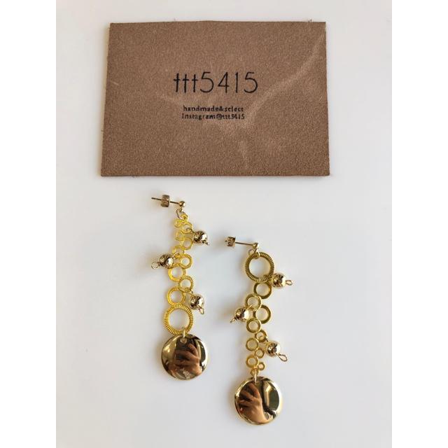 20-060 pierce ハンドメイドのアクセサリー(ピアス)の商品写真