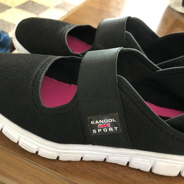 KANGOL(カンゴール)のKANGOLレディーススニーカー レディースの靴/シューズ(スニーカー)の商品写真