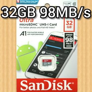SanDisk - サンディスク microSDカード 32GB