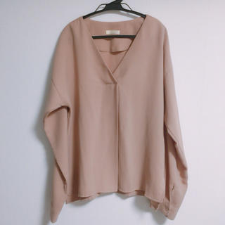 dholic - 韓国で購入 とろみ素材シャツ