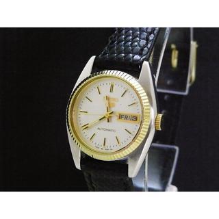セイコー(SEIKO)のSEIKO 5 自動巻き腕時計 デイデイト AUTOMATIC(腕時計)