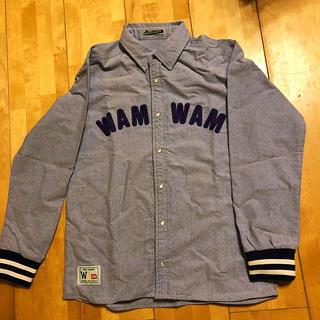 WAMWAM - 新品未使用WAMWAMデニムシャツ150