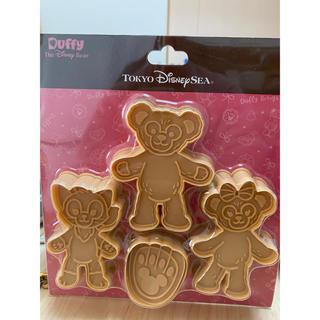 Disney - ハートウォーミングデイズ ダッフィー クッキー型 新品未使用
