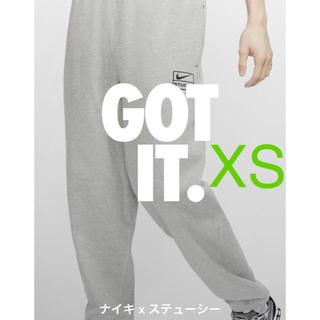 NIKE - XS Nike Stussy Fleece Pants スウェット パンツ