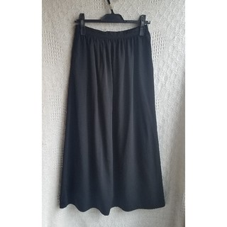 GU - GU ロングスカート 黒