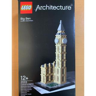 レゴ(Lego)のLEGO Architecture (レゴ アーキテクチャー) Big Ben(その他)