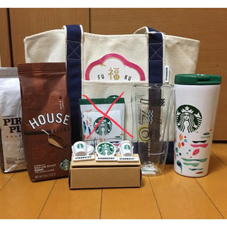 スターバックスコーヒー(Starbucks Coffee)のスターバックス 福袋2020(タンブラー)