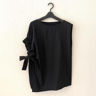 コス(COS)のCOS ♡アシンメトリープルオーバーシャツ(シャツ/ブラウス(半袖/袖なし))