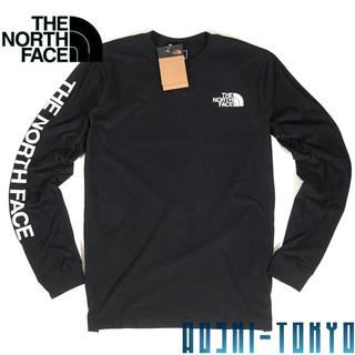 THE NORTH FACE - ◆日本未発売◆NORTH FACE PRD ロングTシャツ/US L 袖ロゴ