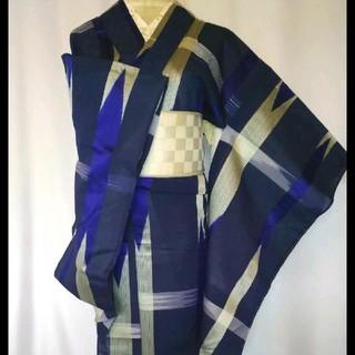 正絹 紗 単衣 未使用