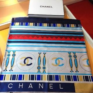 シャネル(CHANEL)のシャネル スカーフ マフラー ストール(マフラー/ショール)