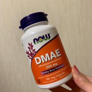 肌のたるみ、集中力の低下に DMAE