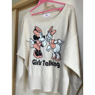 ディズニー(Disney)のセール中‼️ミニー&デイジー❤️ SPRING・SUMMER セーター(ニット/セーター)