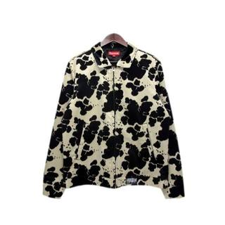 Supreme - シュプリーム■15AW Velveteen Work Jacketジャケット
