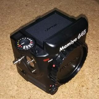 マミヤ(USTMamiya)のpowerdeberoper 様専用 Mamiya645pro ジャンク(フィルムカメラ)