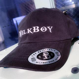 MILKBOY - MILKBOY キャップ