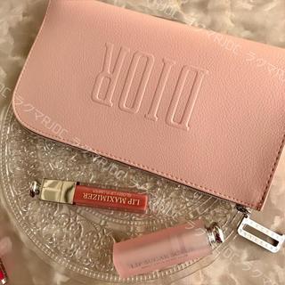 Dior - 【新品未開封】ディオール 限定非売品 L字ファスナー ピンク ポーチ レア
