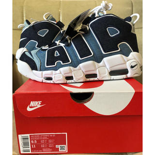 ナイキ(NIKE)のNike Air More Uptempo 96 Denim(スニーカー)