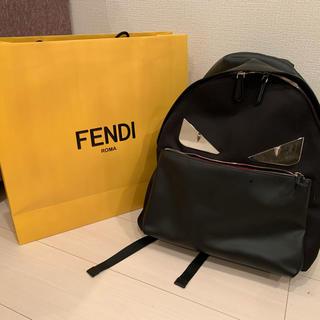フェンディ(FENDI)のフェンディ リュック モンスター(バッグパック/リュック)