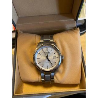セイコー(SEIKO)のSEIKO セイコー プレサージュ SARX055(腕時計(アナログ))