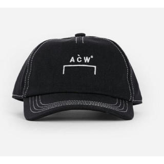 A-COLD-WALL* キャップ 帽子