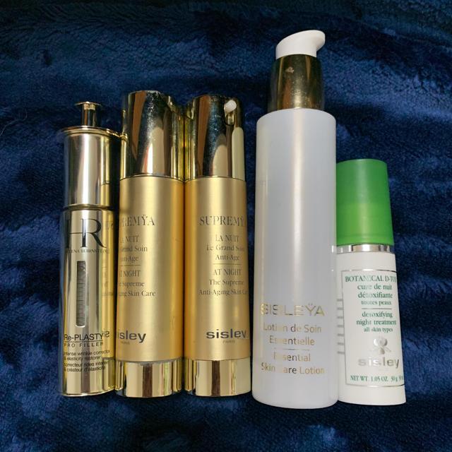 GUERLAIN(ゲラン)の容器のみ ゲラン シスレー ヘレナルビンスタイン 美容液 クリーム 容器 コスメ/美容のスキンケア/基礎化粧品(美容液)の商品写真