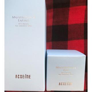 アクセーヌ(ACSEINE)のアクセーヌ★モイストバランスローション&モイストバランスジェル50g(化粧水/ローション)