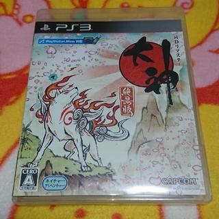 PlayStation3 - 大神 絶景版 PS3 PlayStation3