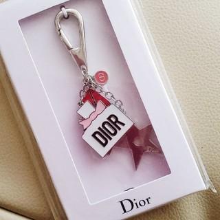 クリスチャンディオール(Christian Dior)のみぃーみ様用🎵 Dior★顧客ノベルティ限定チャーム(ノベルティグッズ)