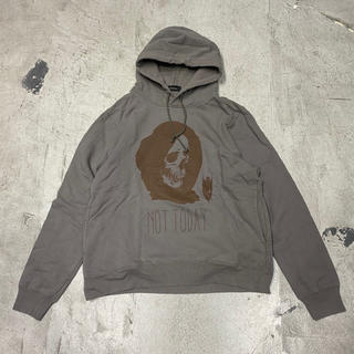 UNDERCOVER - 17aw UNDERCOVER アンダーカバー NOT TODAY HOODIE