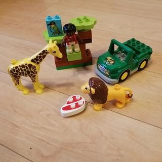 レゴ(Lego)のレゴ デュプロ サバンナセット(その他)