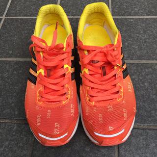 adidas - adidas  アディダス アディゼロ オレンジ ランニング マラソン
