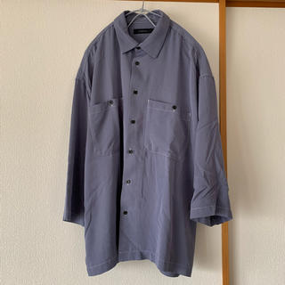RAGEBLUE - RAGEBLUEステッチシャツ7S
