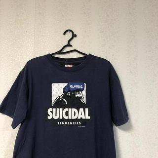 XLARGE - XLARGE 古着 Tシャツ