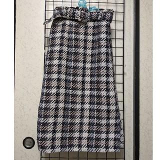 エージーバイアクアガール(AG by aquagirl)のツイードスカート/index vis  earth GU ロペピクニック(ロングスカート)