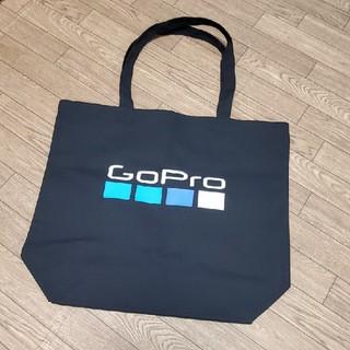 ゴープロ(GoPro)の【非売品】gopro 布バッグ大きめ(トートバッグ)