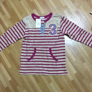 サンカンシオン(3can4on)の長袖トップス(Tシャツ/カットソー)