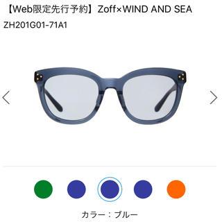 ゾフ(Zoff)のwindandsea zoff サングラス (サングラス/メガネ)